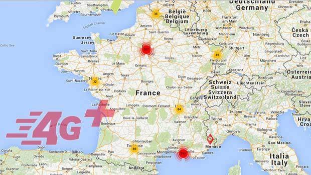 Samsung est le constructeur le plus actif en France sur la 4G+