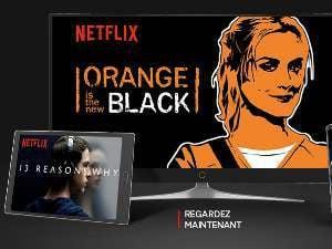 SFR : Netflix 6 mois en SFR Family !