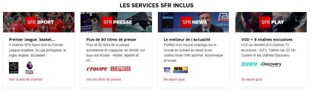 SFR Altice mobile : forfait 50 Go en promo
