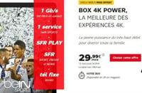 Sfr Sport offert à partir des offres Starter