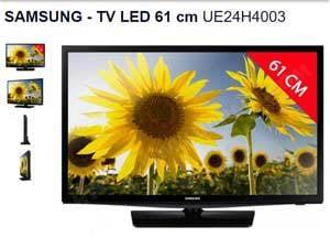 SFR TV Samsung offerte