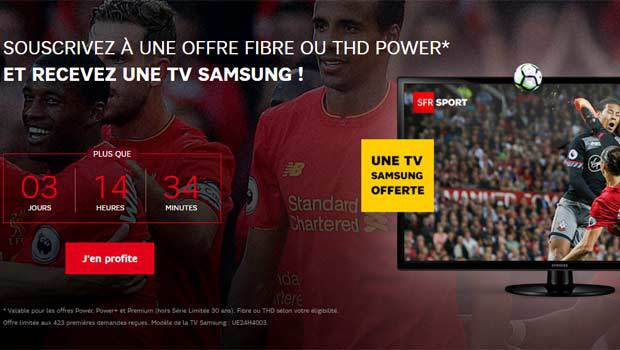 SFR Power et plus€