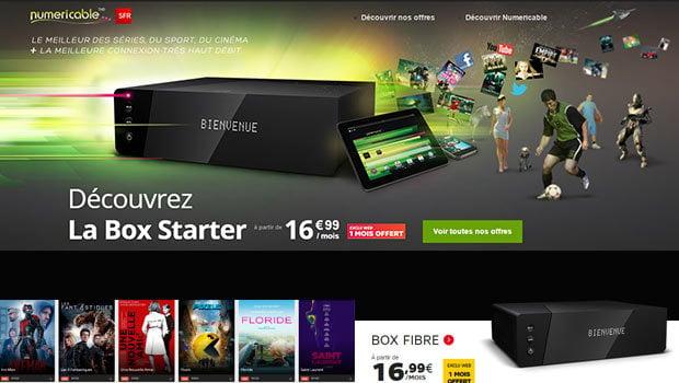 3000 titres à acheter sur le VideoStore by Numericable