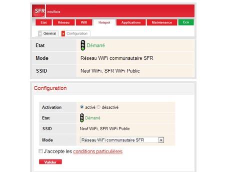 SFR Wi-Fi