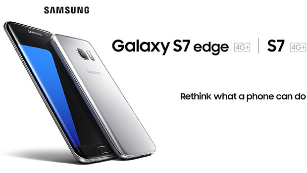 Samsung Galaxy S7 4G+