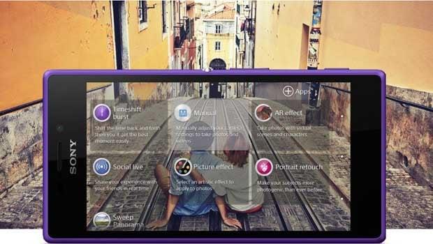 Sony Xperia M2 doté des services Google mais aussi de l'écosystème Sony au grand complet
