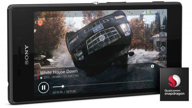 Sony Xperia M2, Jelly Bean, applications Google et services Sony