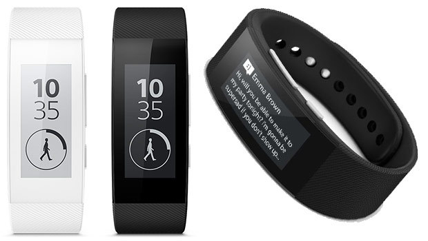 Sony SmartBand Talk SWR30, vocal et Android KitKat