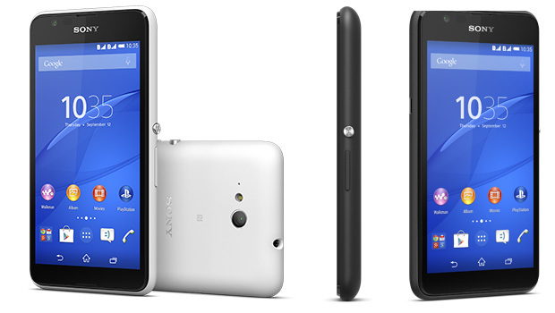 Sony Xperia M4 Aqua : 4G, NFC et étanche