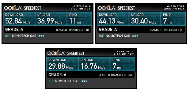 Bientôt du wifimax à 50 Mbit/s en Normandie