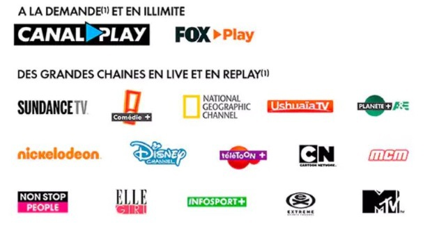 Bouygues : offre cinéma séries en promo