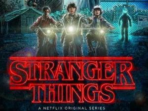 Netflix : le succès Stranger Things