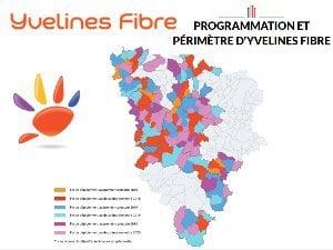 Le déploiement fibre TDF dans les Yvelines