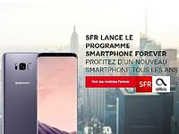 Location de mobile chez SFR Altice