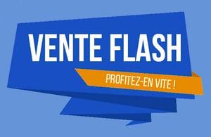 Ventes flash, promotions, réductions...