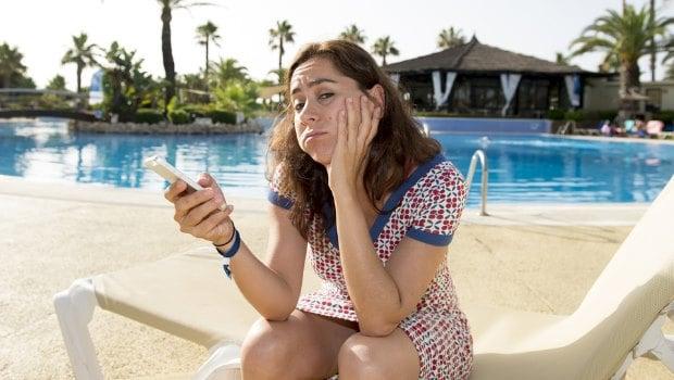 Pas de réseau mobile pour appeler ou consulter internet ? C'est inadmissible !