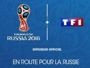 Regarder la coupe du monde sur TF1 4K