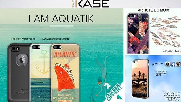 Des milliers de créations originales par des artistes sont présentes sur The Kase, pour tous les styles et tous les goûts !