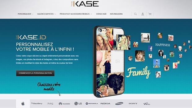 Personnalisez votre coque de smartphone avec une 'œuvre d'art' ou une photo de famille