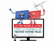 TNT passe à la HD testez votre télé
