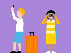 Orange : comment appeler et aller sur Internet pendant vos vacances en Europe