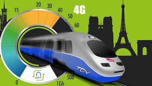 Une connexion Internet correcte dans les TGV d'ici 2020
