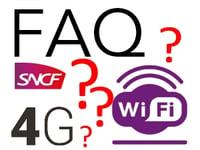 WiFi ou 4G, quand sera-t-on connecté dans les trains ?