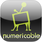 application LaBox Tv numericable