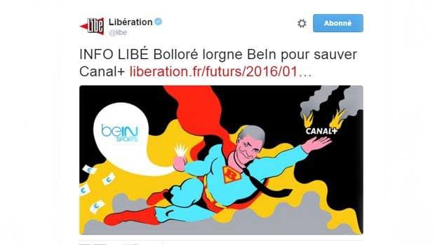 Tweet Libé