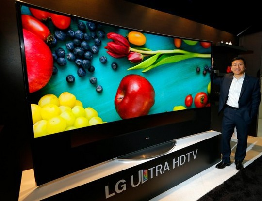TV LG en ultra HD