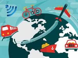 Internet en itinérance aussi à l'étranger, c'est possible, plus le WiFi...