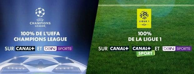 Canal Essentiel Sport : Ligue et Champions League en intégralité