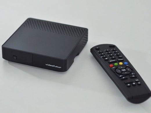 LA BOX Videofutur