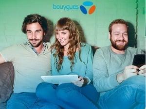 Bbox Miami fibre + mobile à 35,99 euros/mois