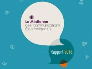 Hausses des litiges traités par le médiateur des opérateurs en 2016