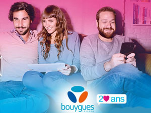 bouygues telecom forfaits mobiles