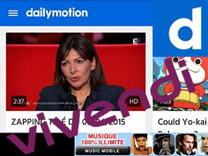 Vivendi reprend 80% de Dailymotion