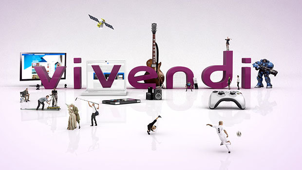 Vivendi est un grand groupe mondial de médias et contenus