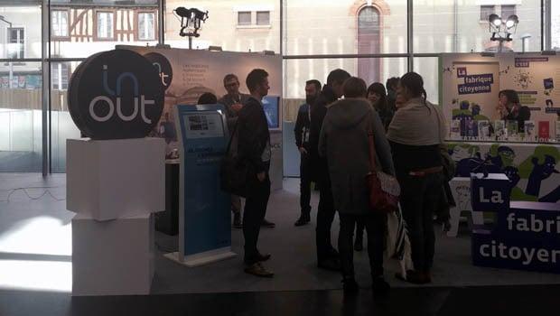 InOut 2018, la Fabrique Citoyenne... Rennes, capitale de la mobilité et du numérique