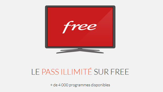 Vodeo sur free, Numericable Orange, SFR