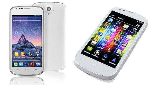 WalletMini, un Smartphone Android à moins de 130 euros