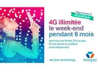 week-ends illimités