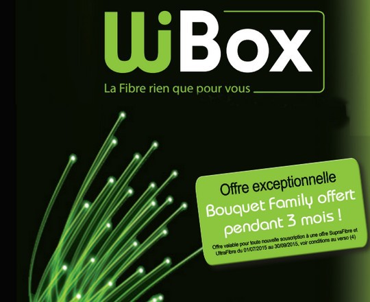 wibox TV