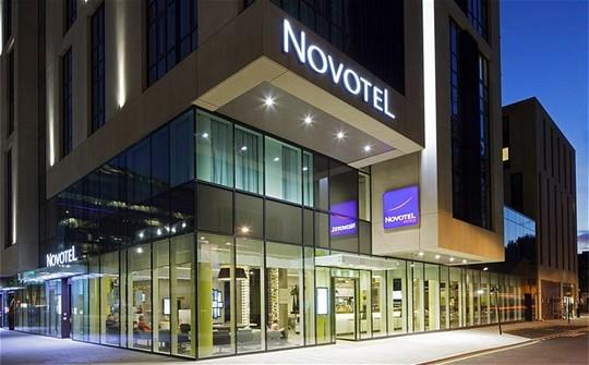 du Wifi dans les hotels Novotel du groupe Accor