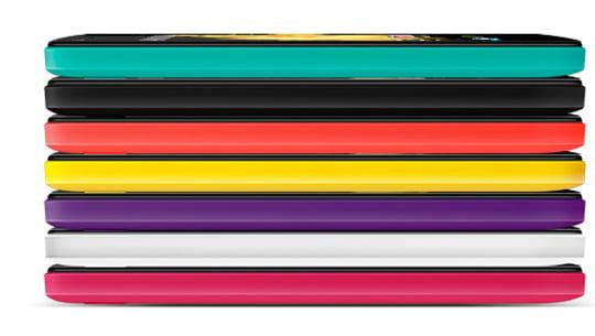Wiko Birdy : compact et coloré