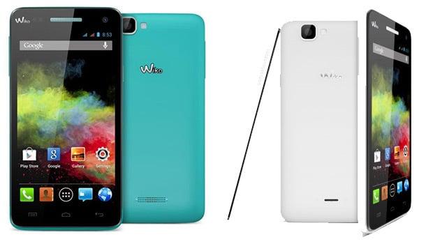 Wiko Rainbow 4G : toute une gamme colorée