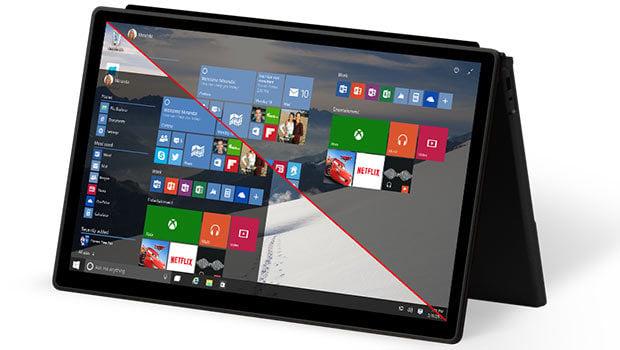 Windows 10 : déclinable sur tous les types d'appareils