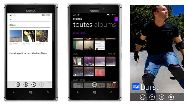 Le nouveau système de notifications Windows Phone 8.1
