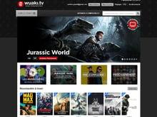 wuaki home page presentation des contenus
