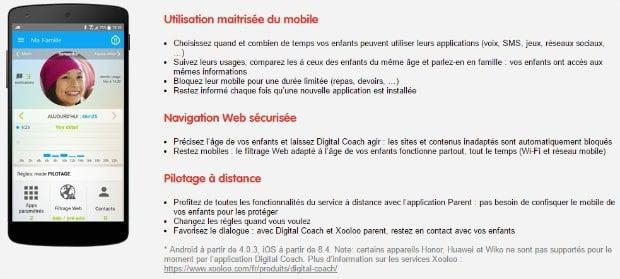 XooloO Digital Coach chez NRJ Mobile